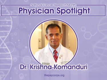 Dr. Krishna Komanduri
