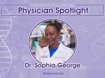 Dr. Sophia George (BRCA Gene Researcher)